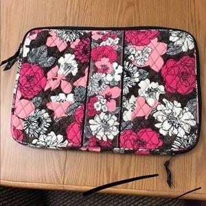 Vera Bradley laptop/tablet case